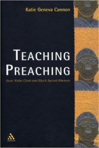 Teaching Preaching: Isaac Rufus Clark and Black Sacred Rhetoric