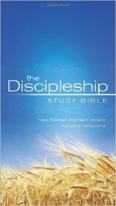 The Discipleship Study Bible: New Revised Standard Version Including Apocrypha