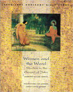 Women and the word: Studies in the Gospel of John
