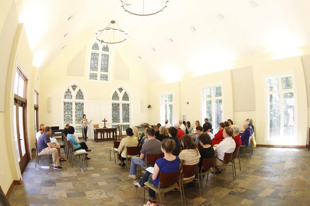 Charlotte worship hall