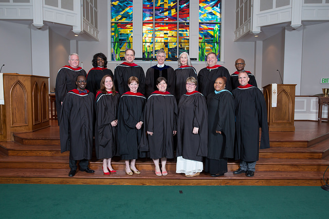 Union Presbyterian Seminary Charlotte Campus Commencement