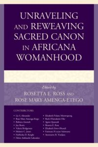 When Caged Bodies Testify: Continental and Diasporan African Women's Memoirs as Sacred Text